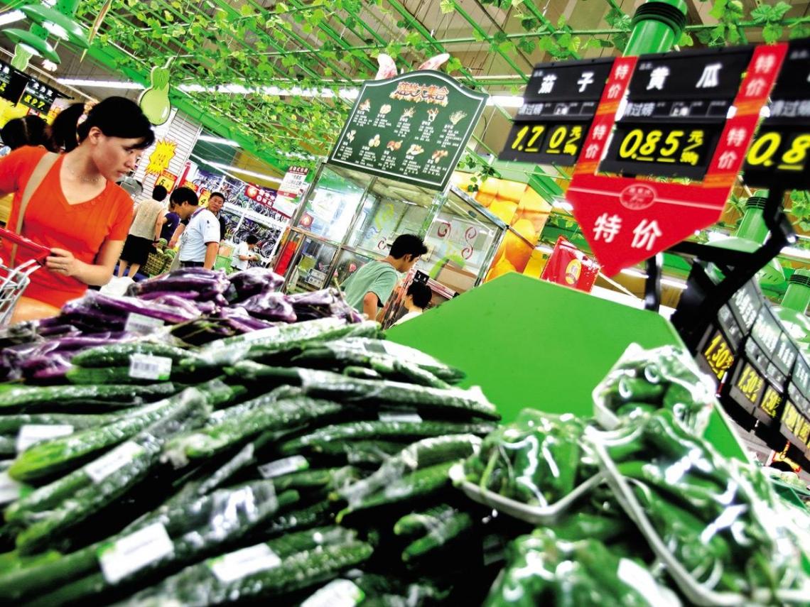 中國深陷全面性通膨危機