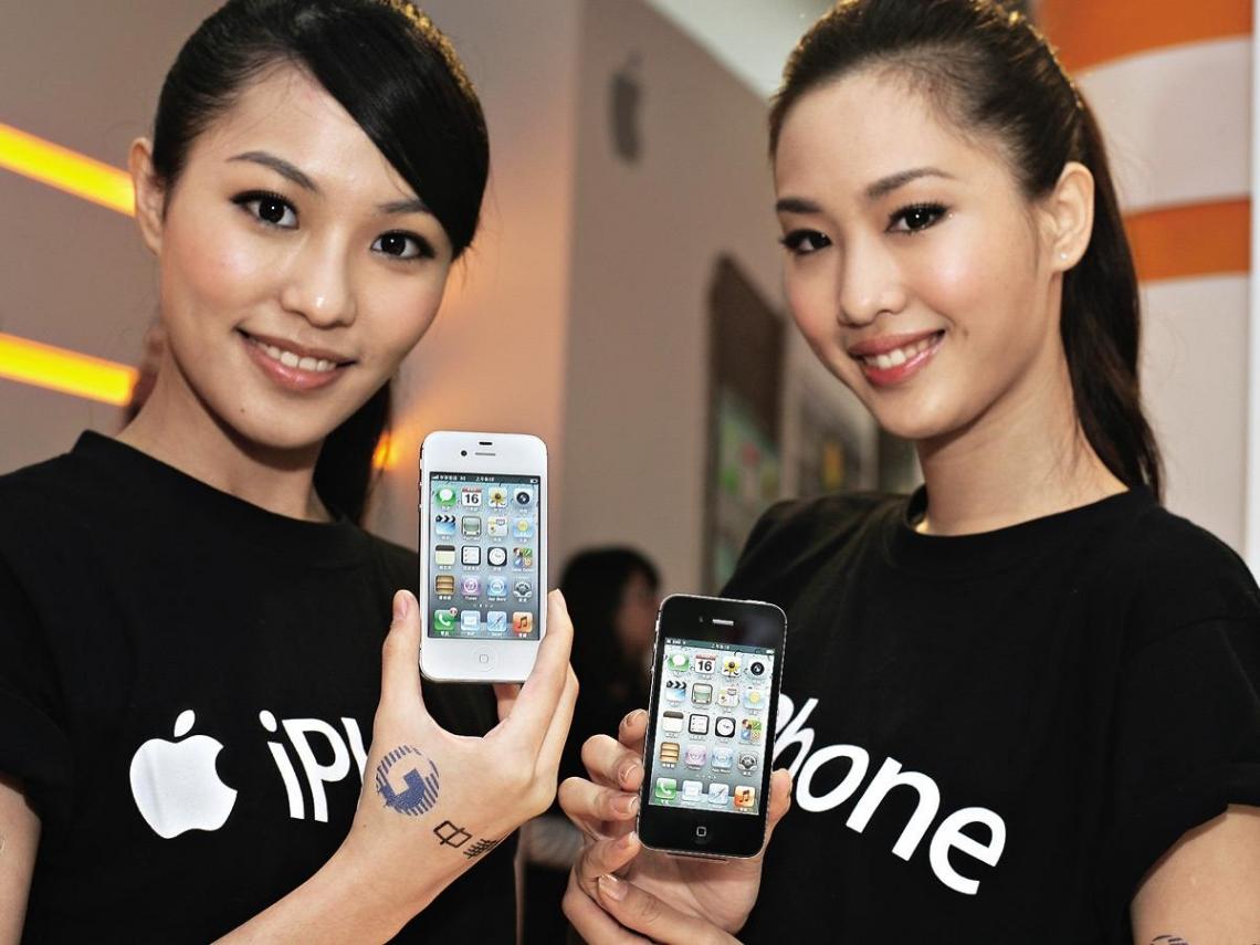 蘋果、三星概念股  現階段台股主流