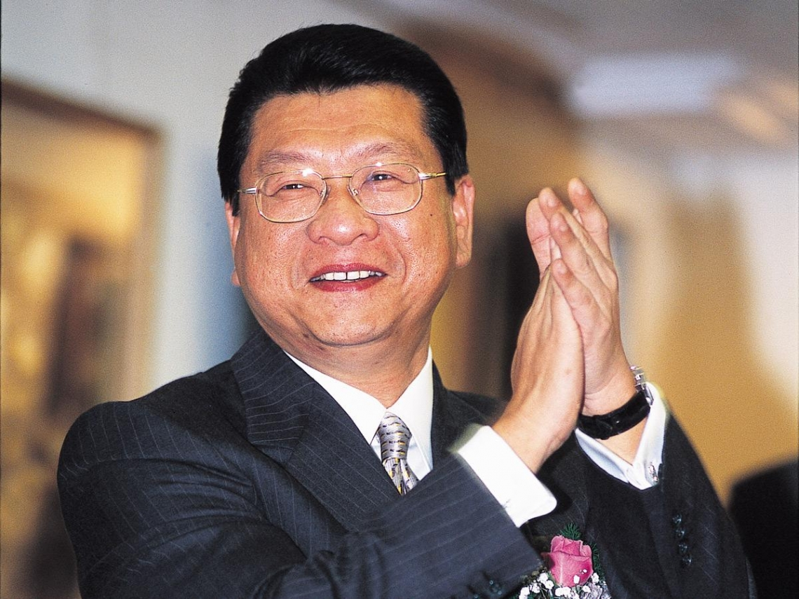 蔡鎮宇自力打造傳世豪宅?