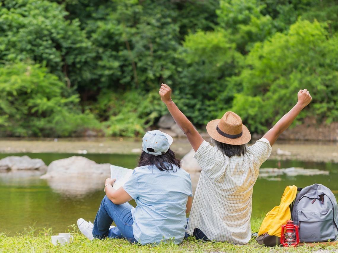 從職場退休,但別從社會退休!每個人都是獨一無二,樂活又發光才是完美人生