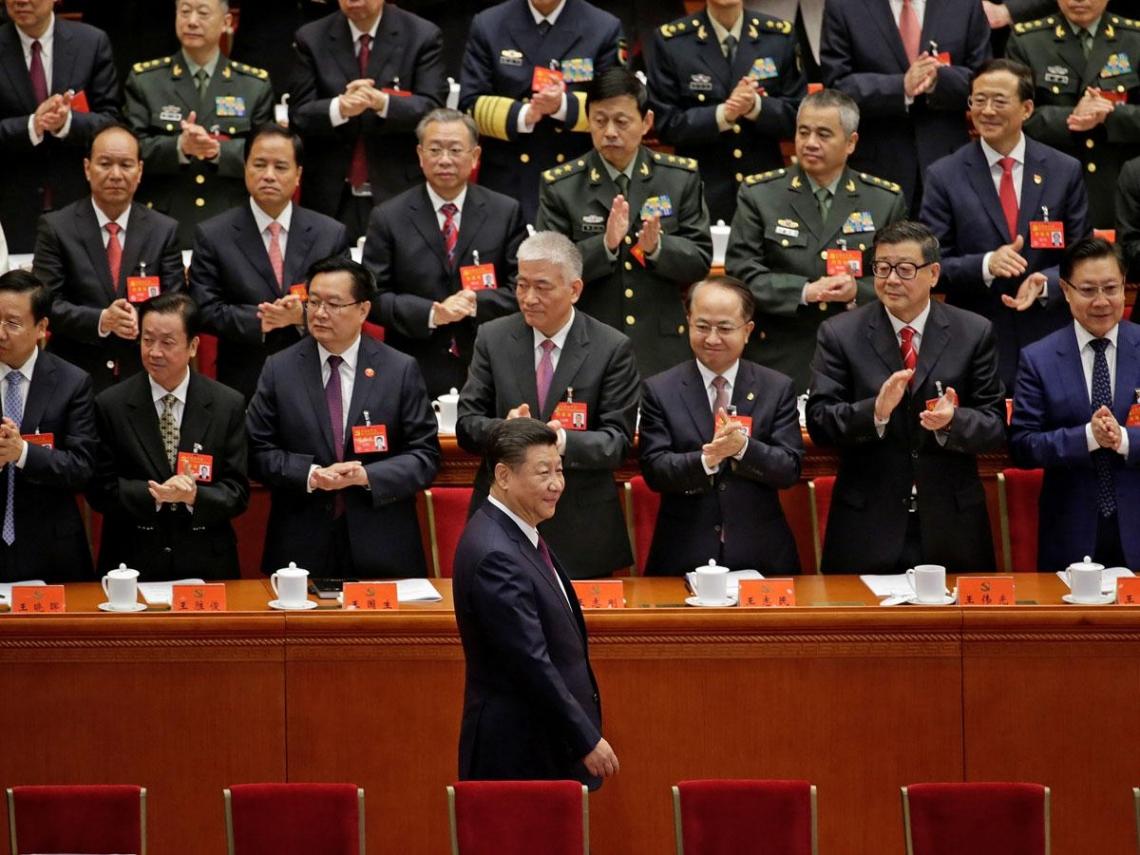 龍椅難坐 !19大後中國習皇帝連任的3大麻煩