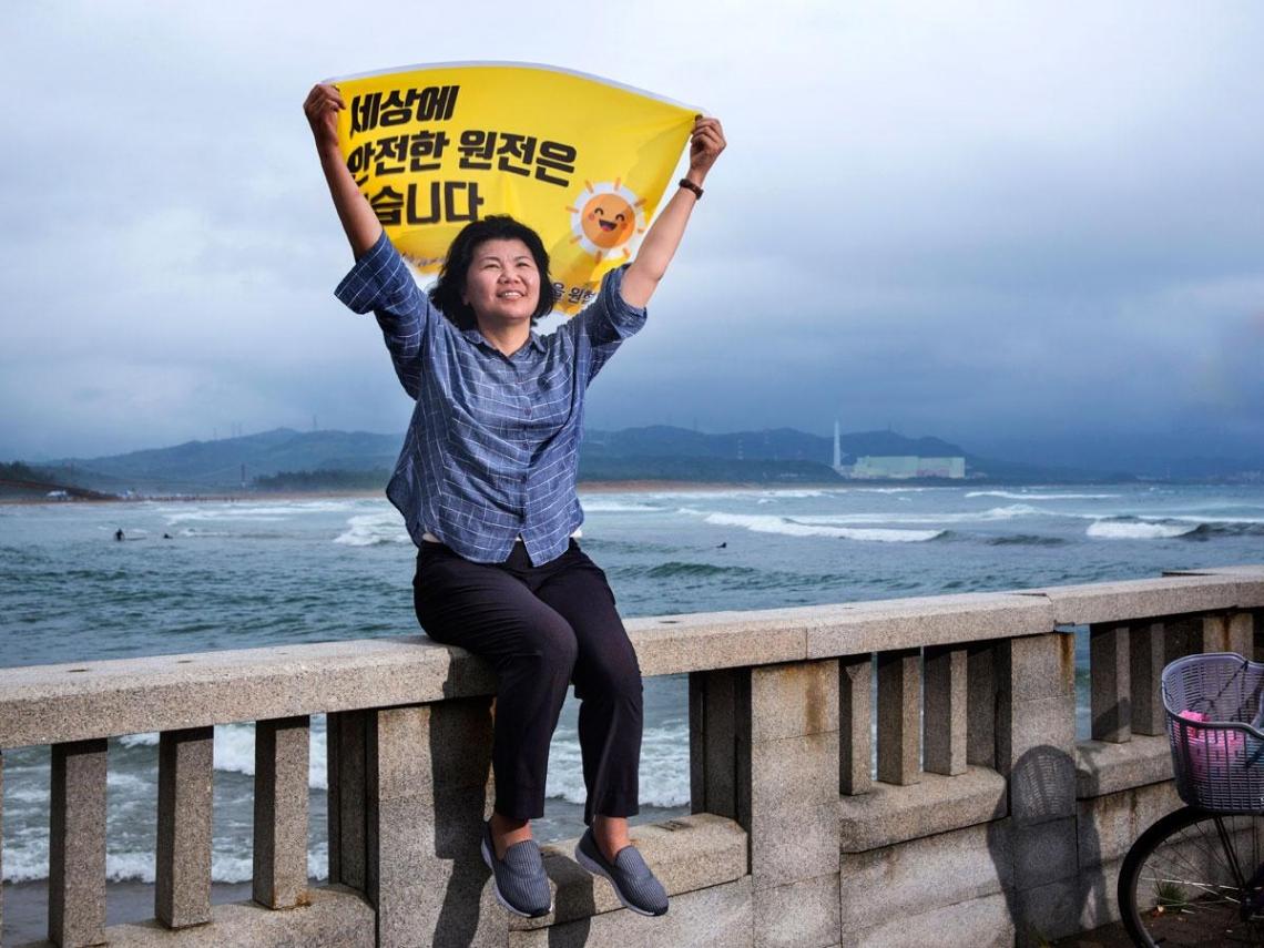 家庭主婦變節能教母 讓首爾「減一座核電廠」
