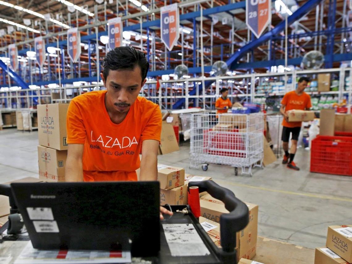 東南亞電商霸主LAZADA崛起之路