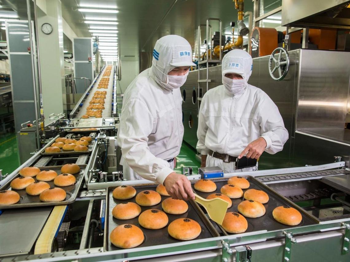 自製麵包、賣鮮果汁 拚自有品牌  做別家找不到的產品