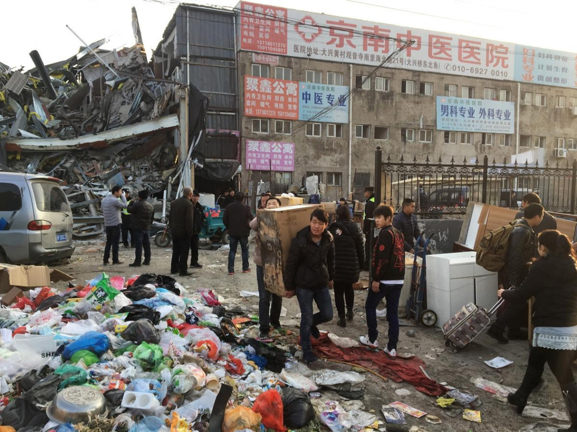 十九大後首難  中國突發亂局如何解?