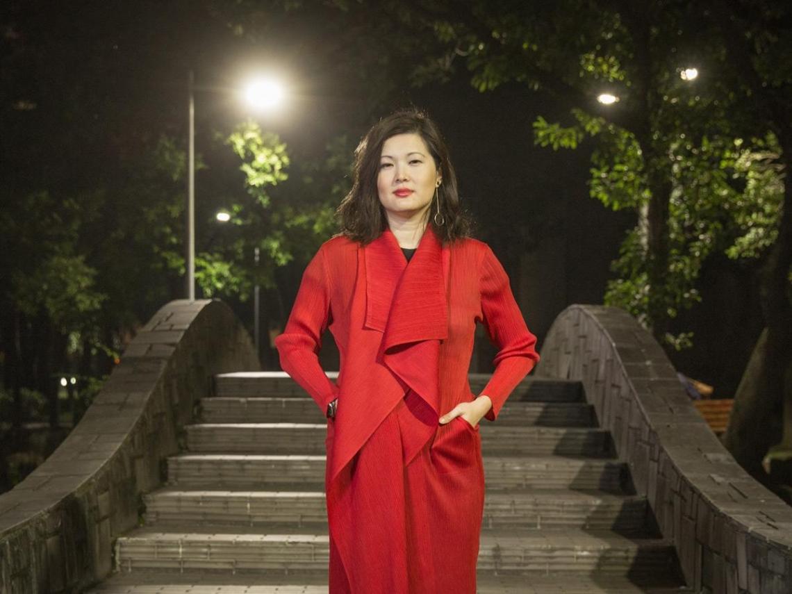 她用一枝筆  揭36年一胎化下的中國悲劇