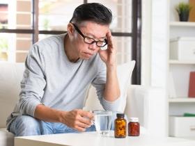 綜合感冒藥  只能緩解不能預防