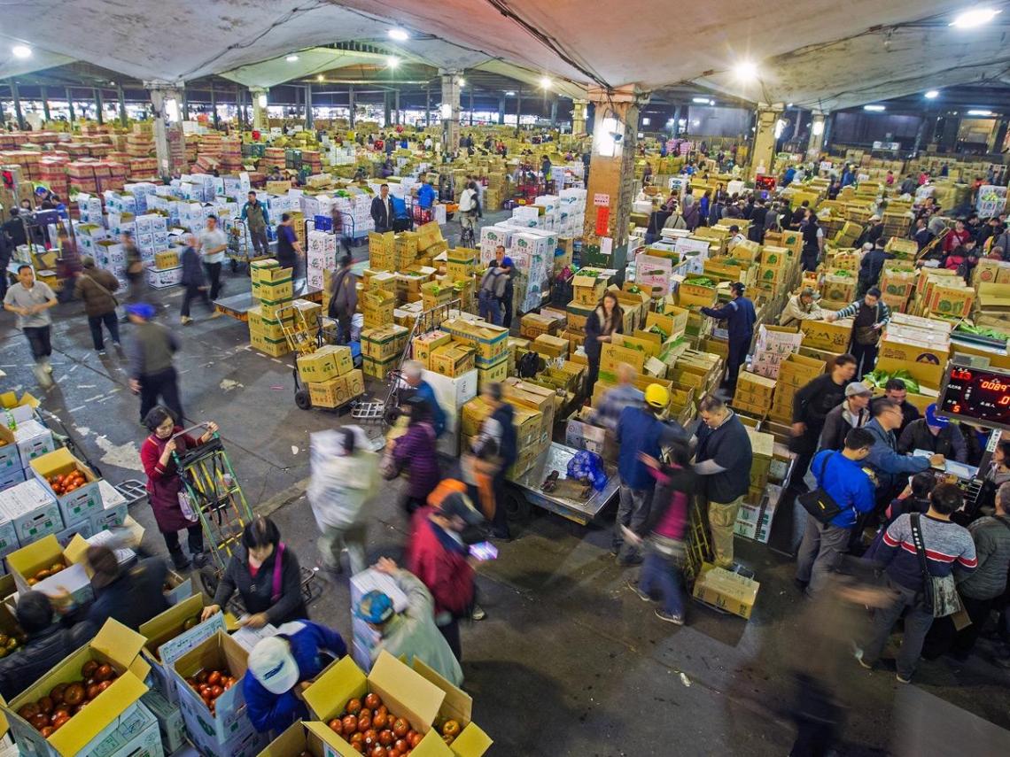 第一果菜市場「原地中繼」   預見災難?