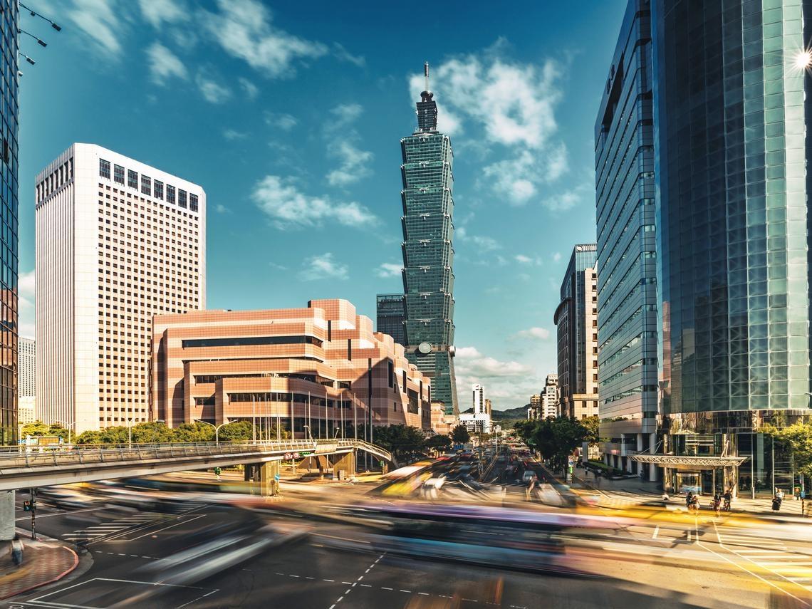 看見台灣的未來
