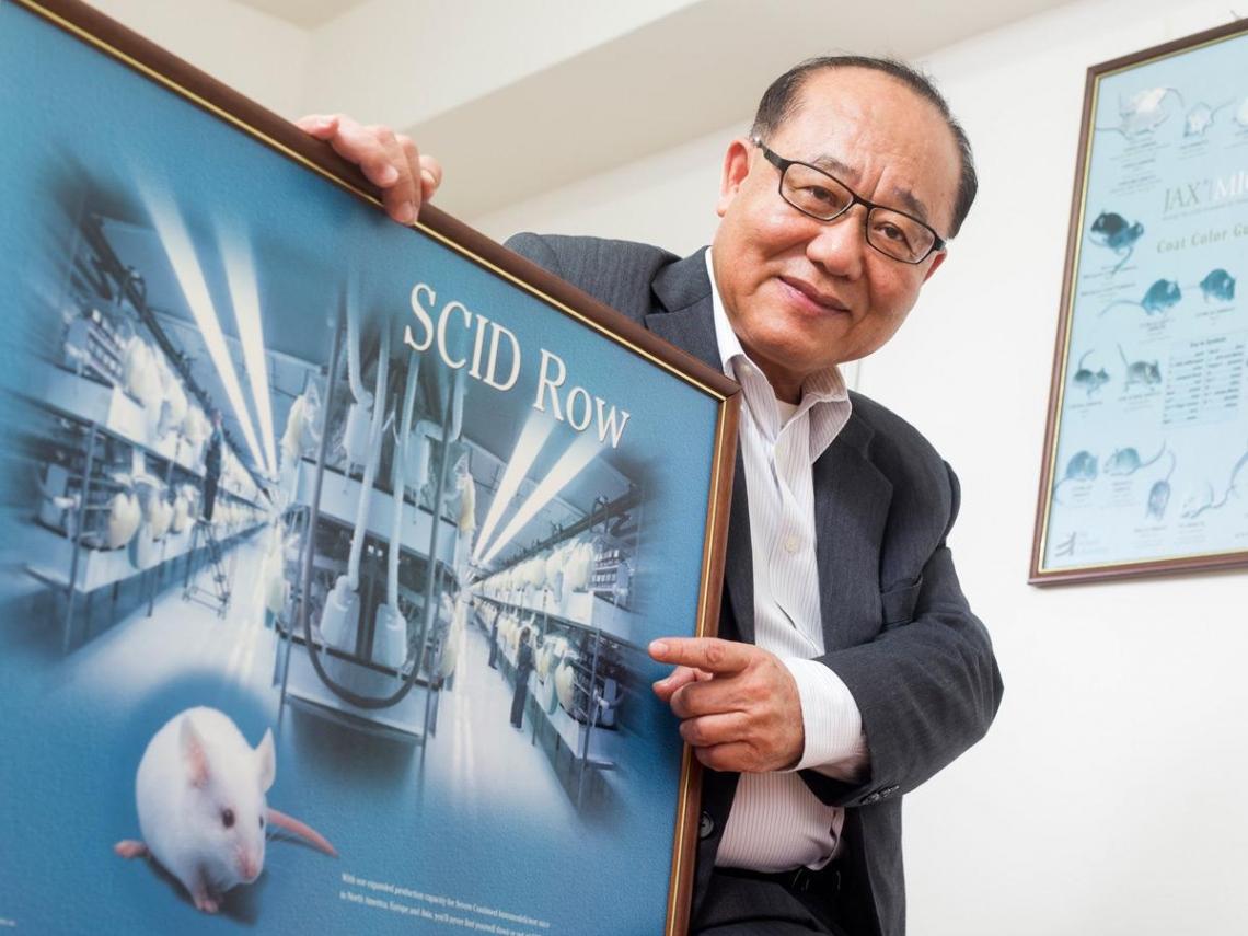 他靠一群「鼠輩」 搶進東南亞醫藥市場