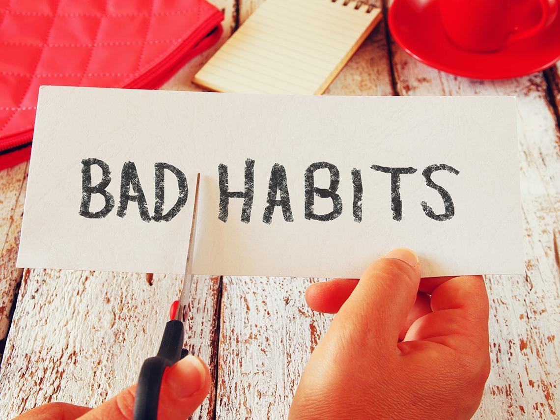 壞習慣不怕改不掉  就怕不知道