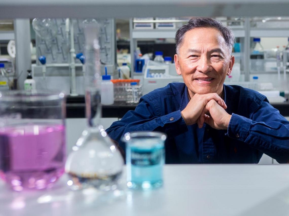 台灣首支愛滋新藥推手  背後10年生技路