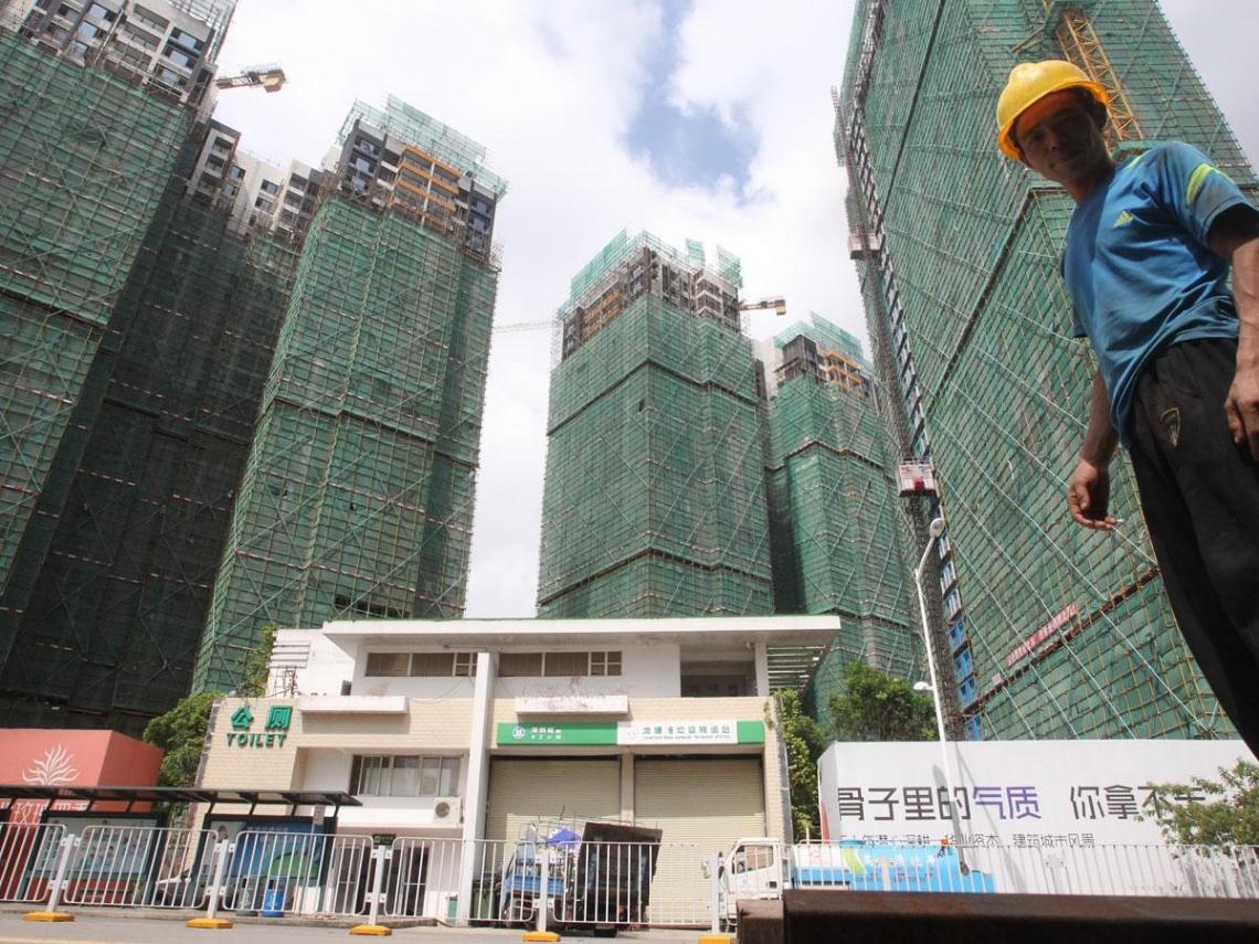 中國房價不能漲、更不能跌的真實面目