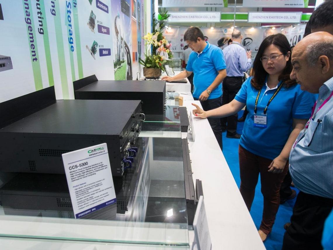 自動化長線需求仍可期    工具機、設備廠獲利增溫