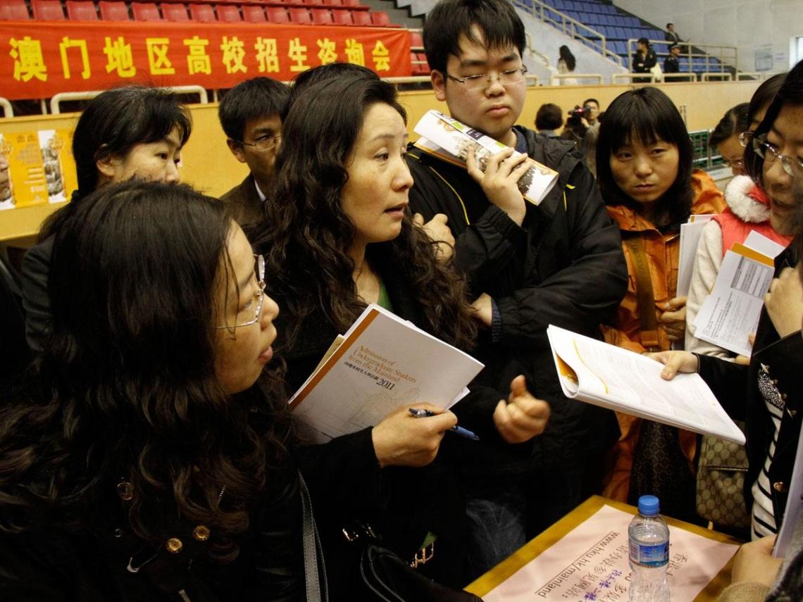 全球高教搶人潮  台灣人才庫亮紅燈