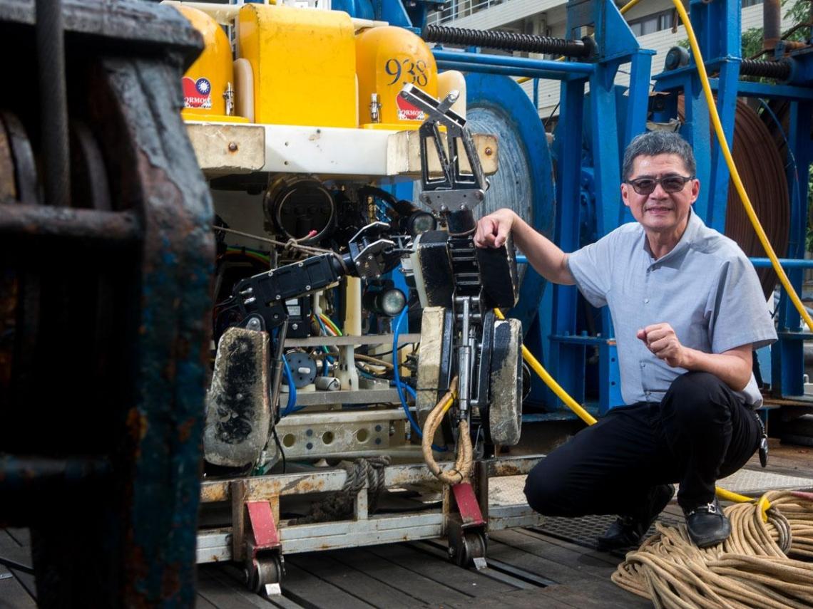 全台唯一!離岸風機八成海底探測都靠它