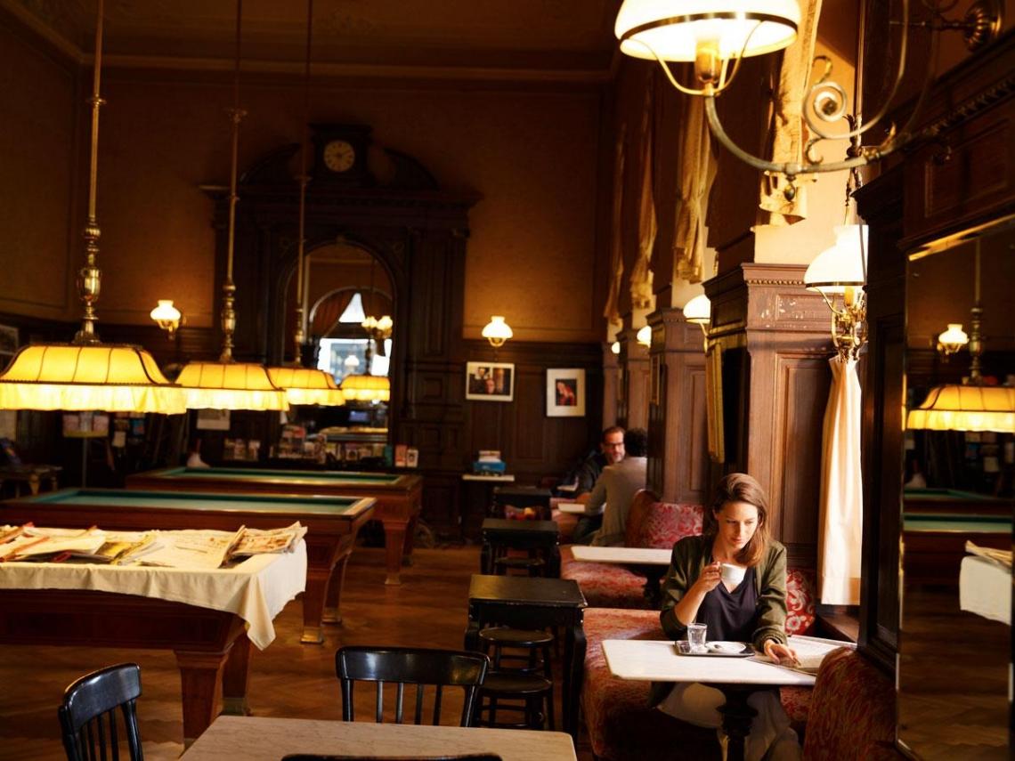 「如果我不在咖啡館,就是在往咖啡館的路上。」 享受時光的維也納咖啡文化