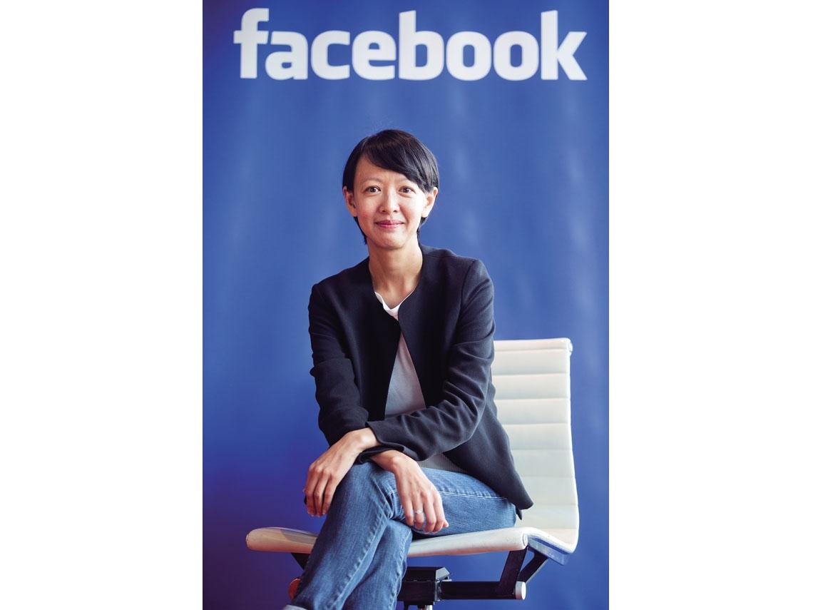 專訪facebook大中華區董事總經理梁幼莓—臉書要用App家族搶廣告大餅