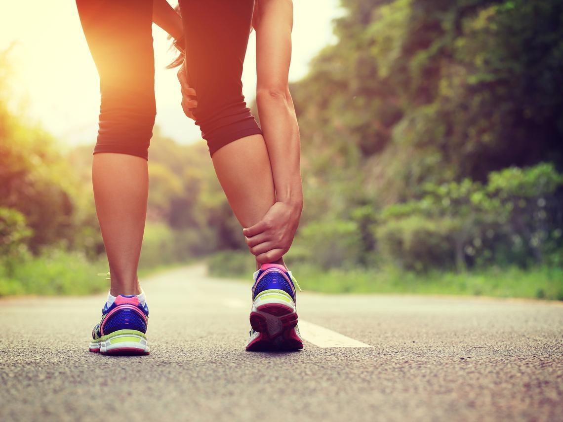 常抽筋、跌倒  你知道自己缺鈣嗎?