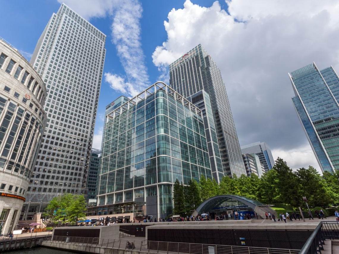 倫敦直擊》政府、產業、NGO聯手打造  英國FinTech致勝學