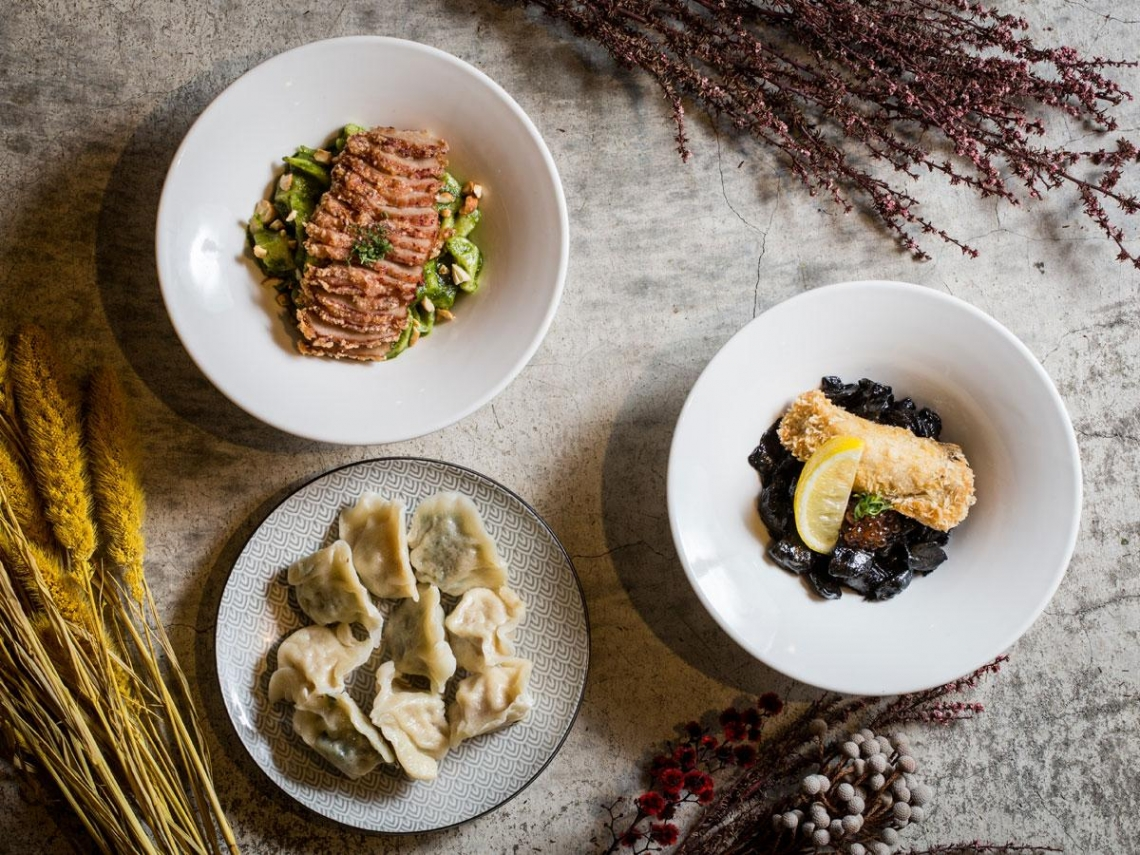 文青麵疙瘩  中西混血的創意