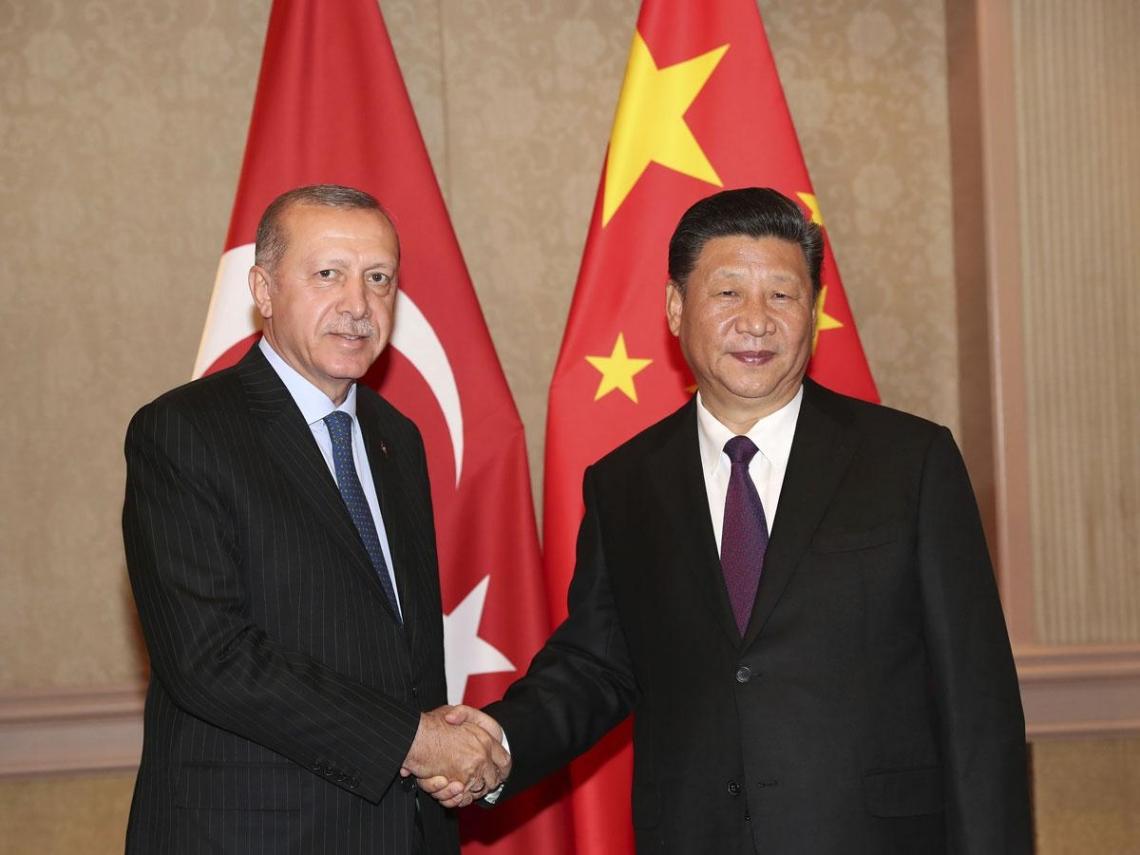 撬動美中俄勢力平衡 土耳其匯市閃崩撼全球