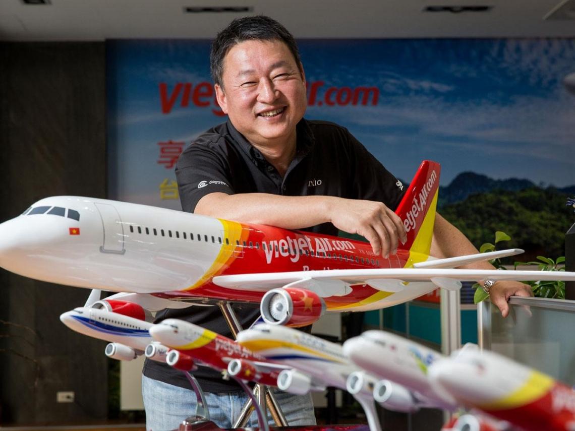 航空業不做的粗活  他玩出10億好生意