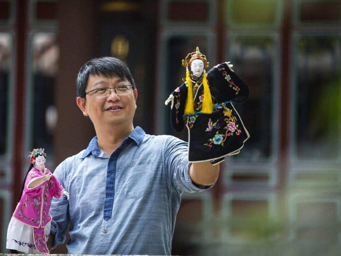 李天祿傳人: 創新的盡頭其實是傳統