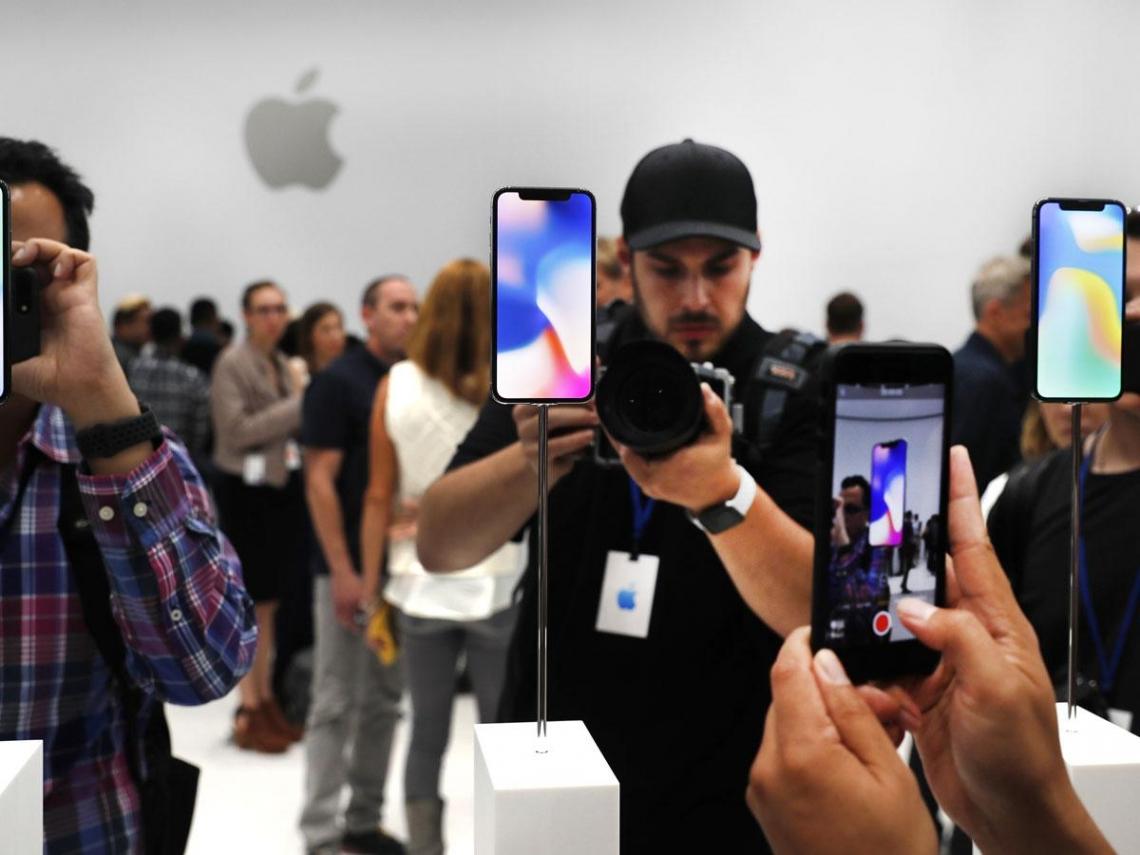 新iPhone倒數  蘋概股老鳥、新兵喊衝
