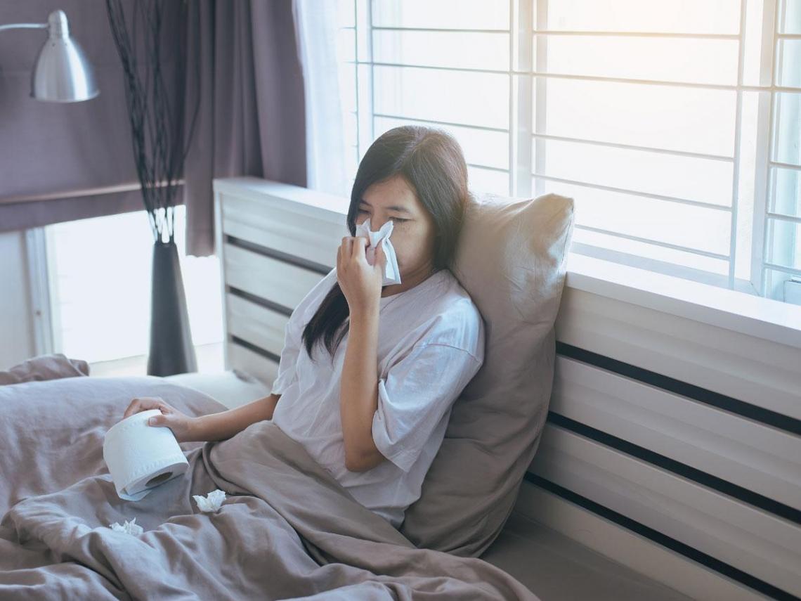 跟著中醫師這樣做  輕鬆擊敗鼻過敏