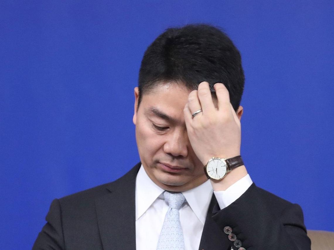 中國瘋狂富豪  還能帶京東暴衝?
