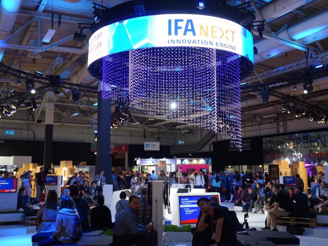 IFA大展直擊 科技新融合三大亮點
