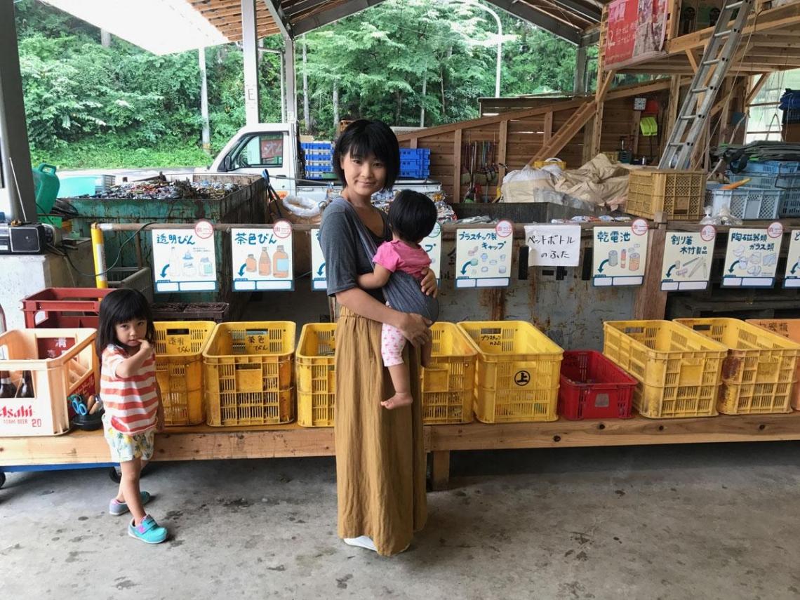 不焚燒、回收逾八成  看見日本綠金奇蹟