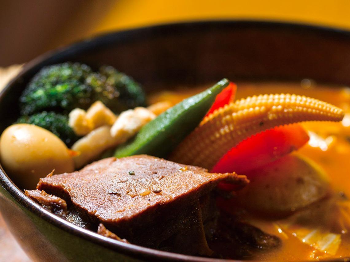 清甜湯頭熱呼呼 暖心暖胃的幸福感