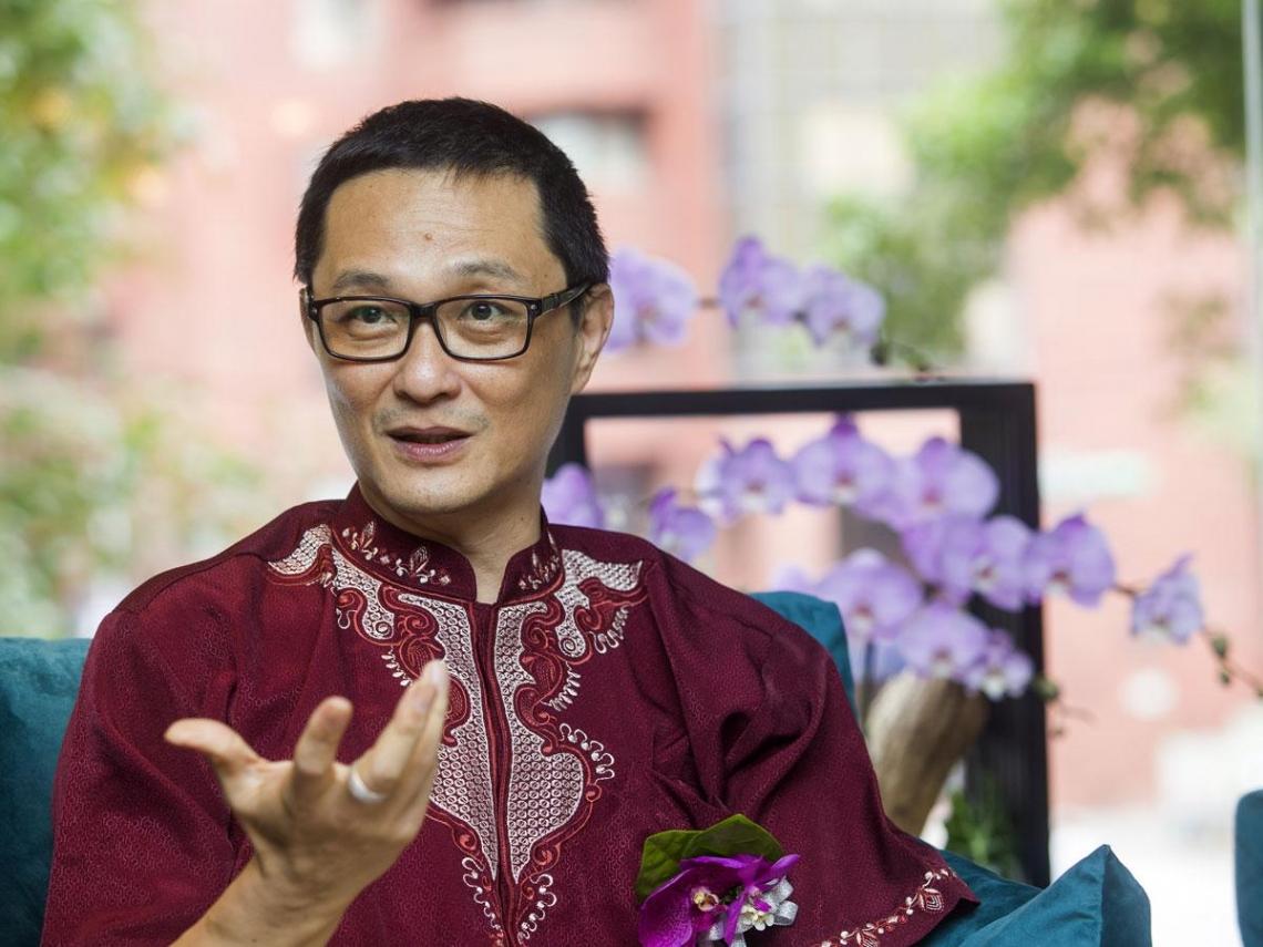 全球最大賓士代理商二代劉楚明 為何瘋蔬食餐飲?