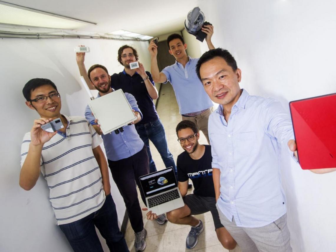 混血團隊通過台電考試  搶智慧電表生意