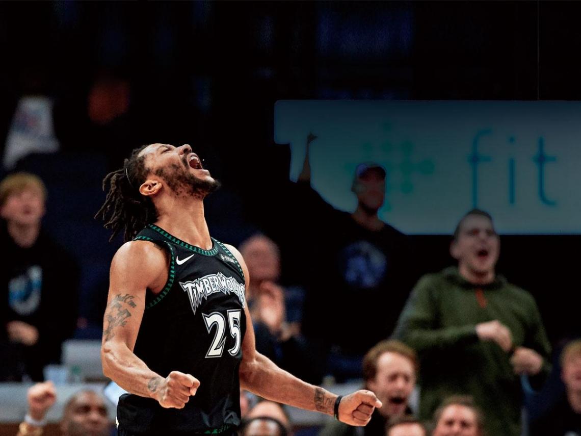 NBA史上最年輕MVP 羅斯傳奇