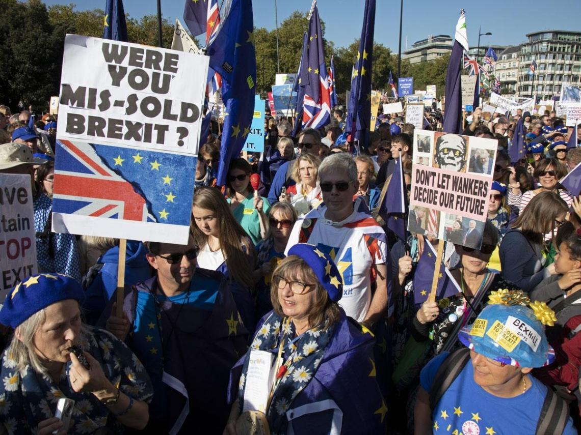 英國脫歐關鍵30天  左右全球的三套劇本