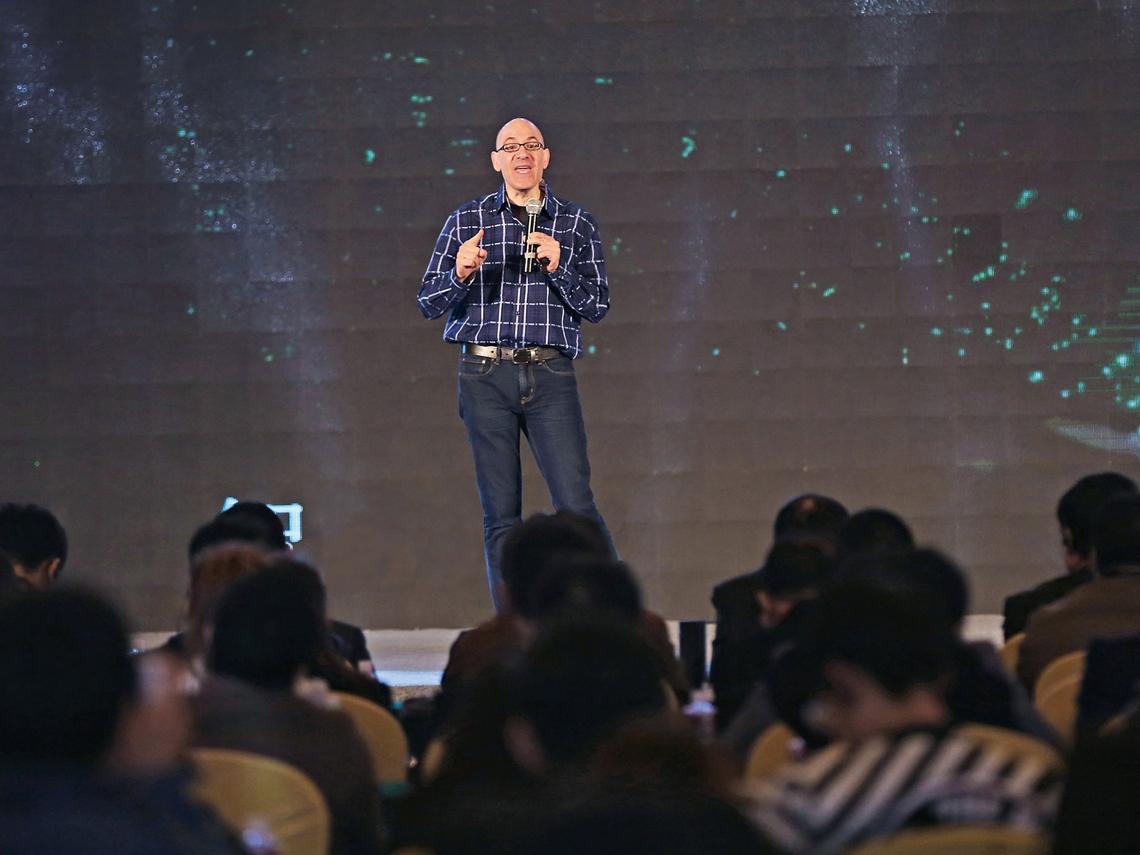 矽谷創投教父霍夫曼: 我最看好2大創新戰場