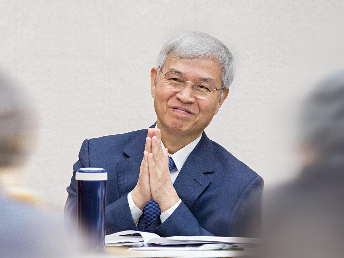 低調的改革者  楊金龍