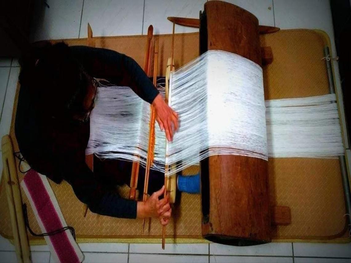 太魯閣族技藝傳承,布毯培力創生