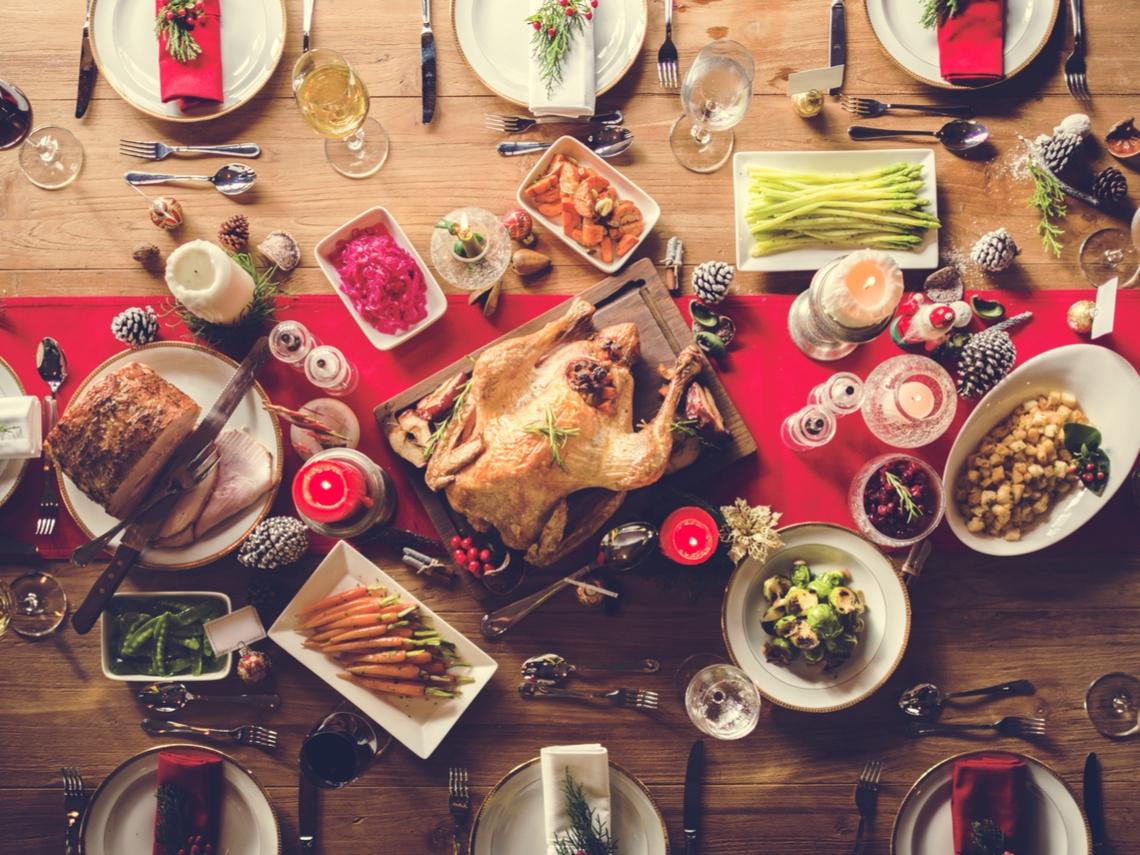 不想吃到一肚子肥油?聖誕大餐吃這款最健康