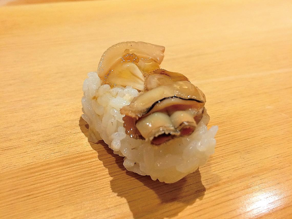 被藏起來的江戶前壽司