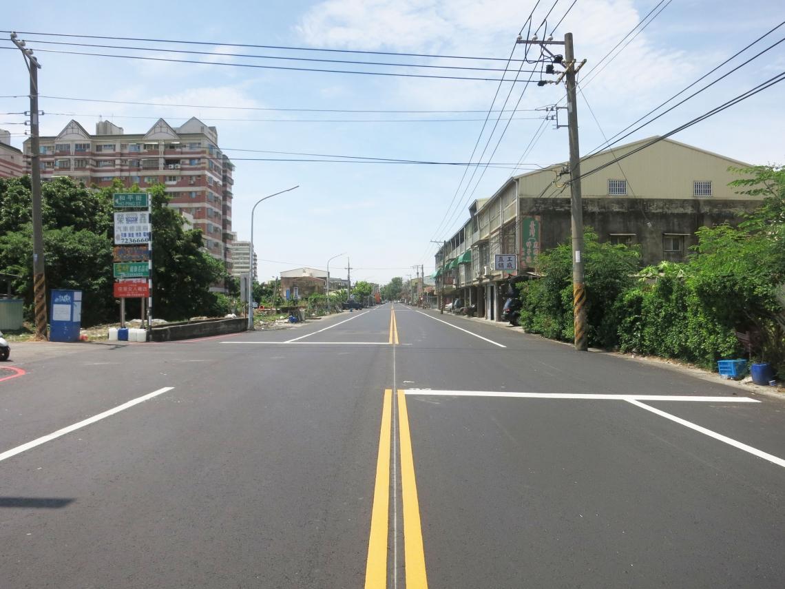 路平專案 平穩安心走 打造宜居 友善又好行的城市