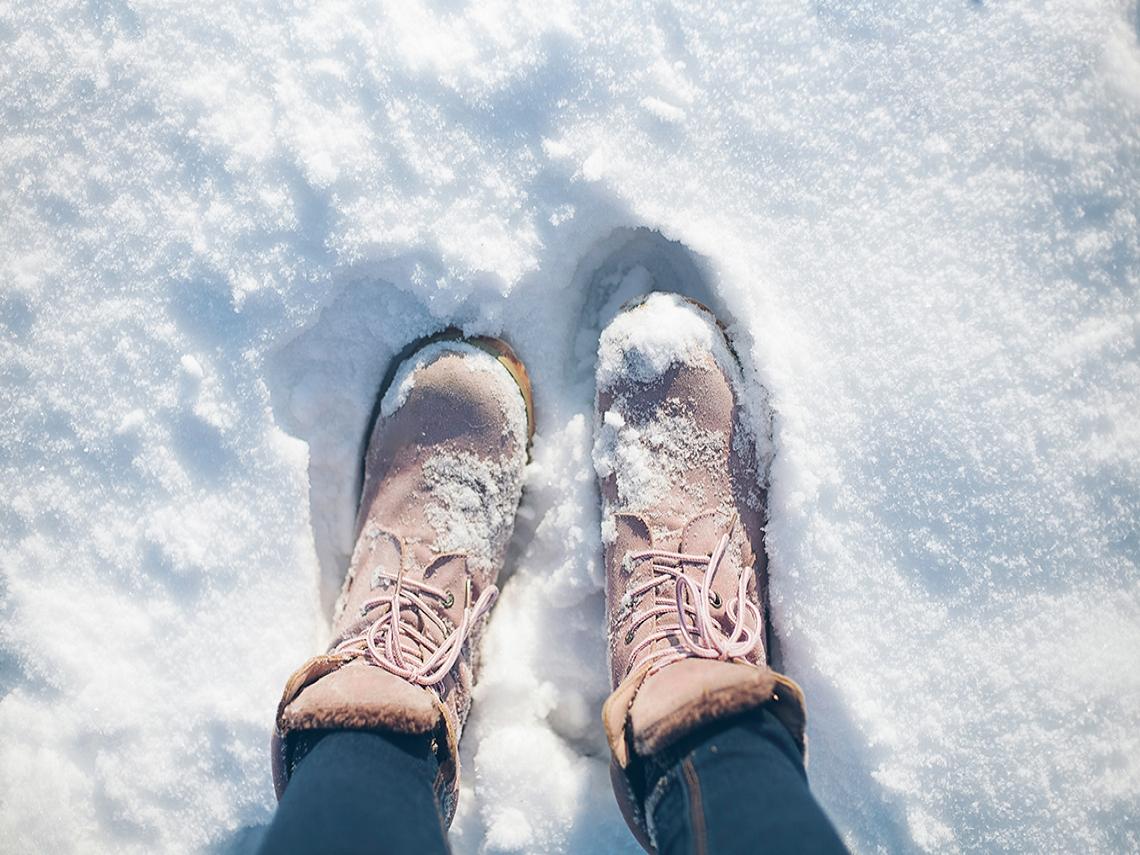 氣象局預報可能降雪 合歡山塞爆了