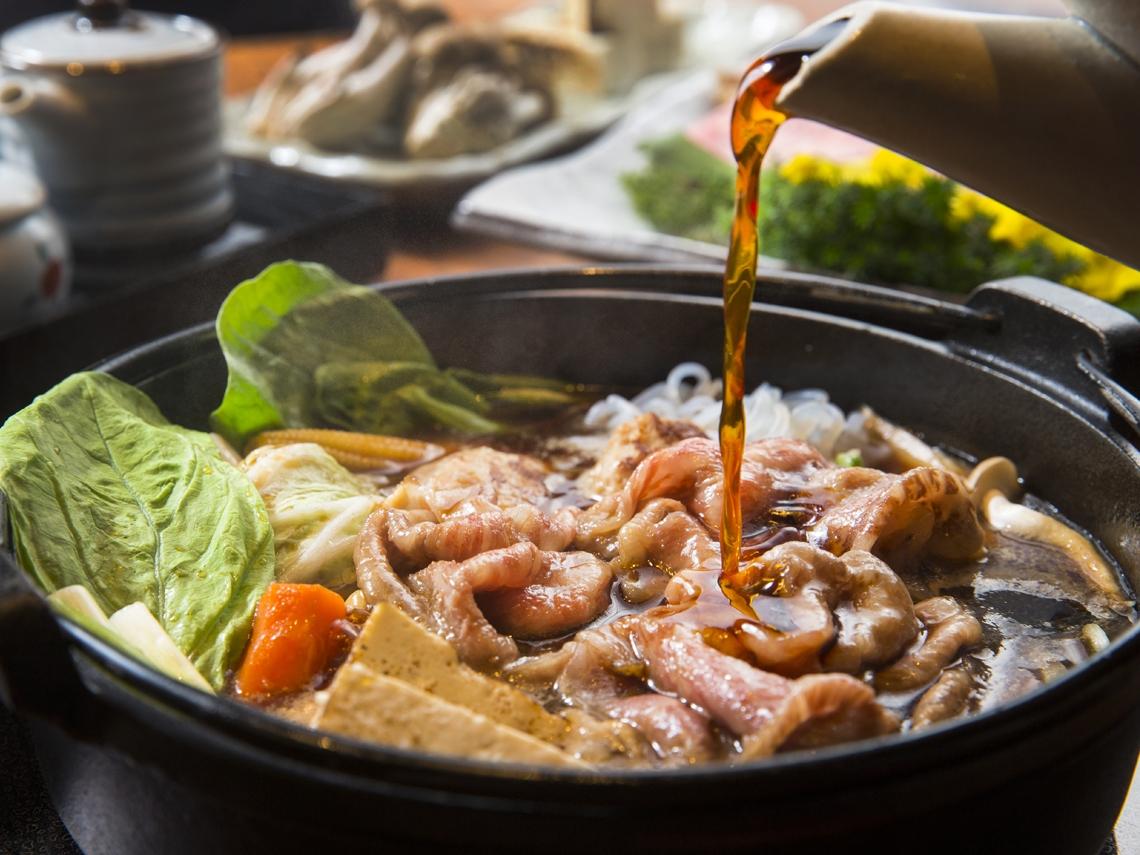 油脂入湯  完美雜炊