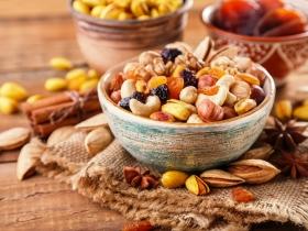 每天吃堅果!維生素E抗氧化、保護心血管
