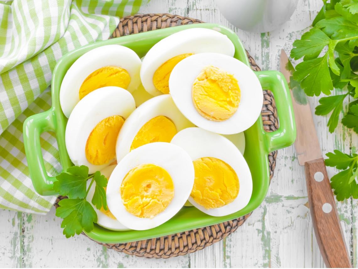 蛋黃會增加膽固醇?破解吃蛋3大迷思,遠離中風、心肌梗塞