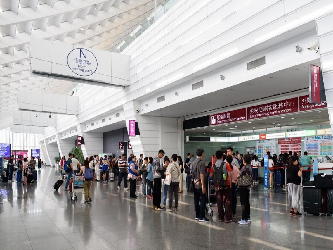 防非洲豬瘟!桃機手提行李全面檢疫 未繳清罰款者18日起拒二次入境