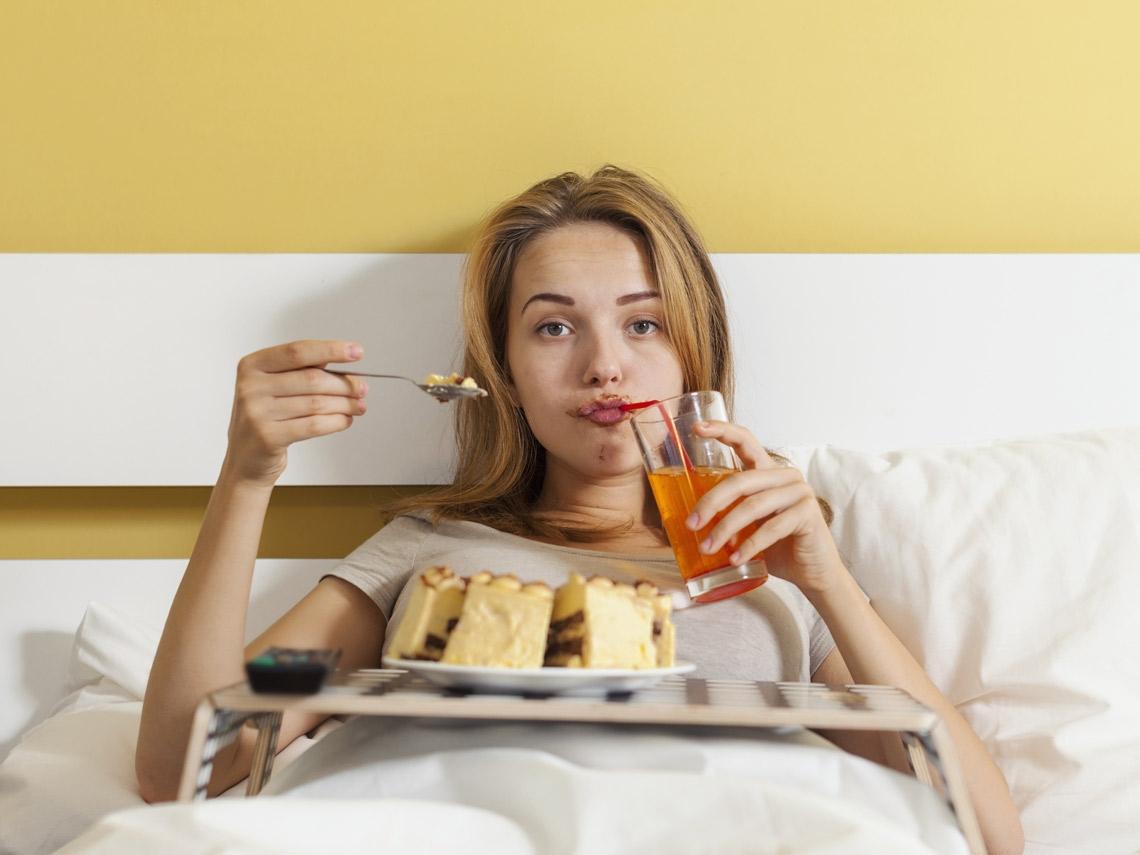 週末當然要賴床、吃早午餐?其實這樣跟天天熬夜一樣傷身!